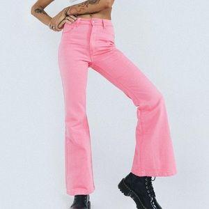 Princess Polly Cabarita Lounge Denim Jeans